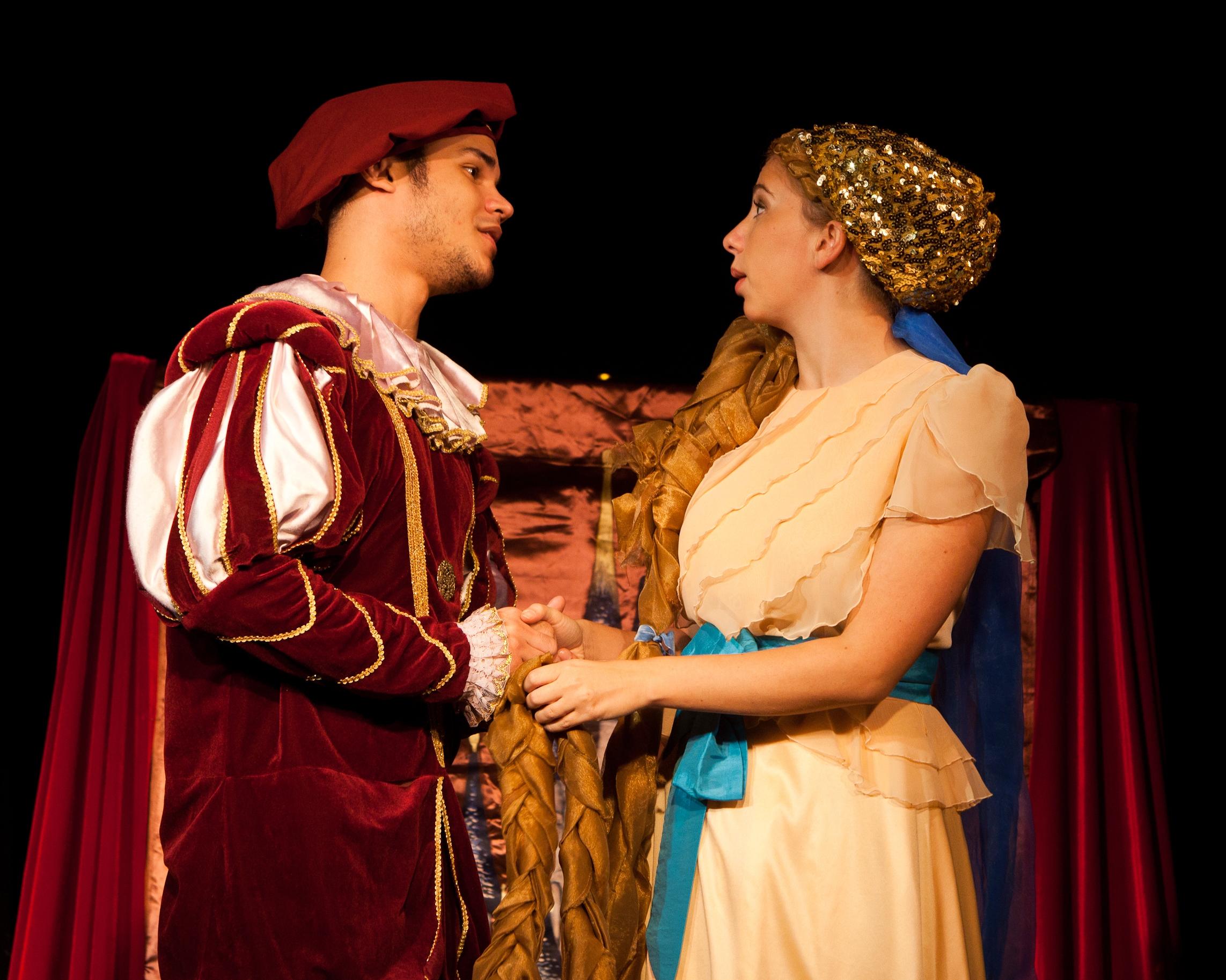 Galli Theater Performance